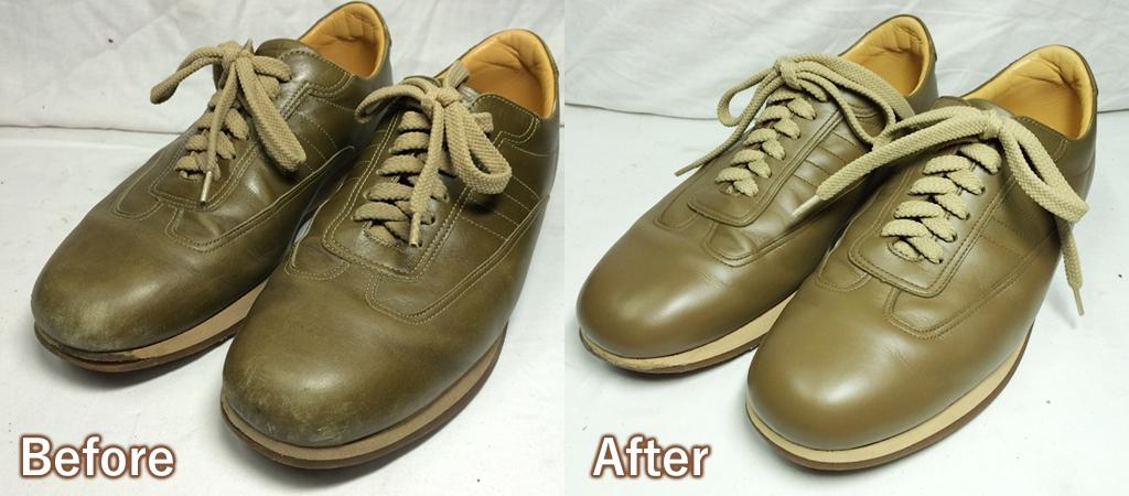 革靴・革ブーツ修理(リペア)